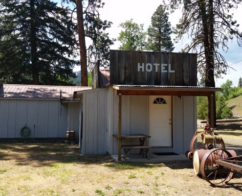 Elk Ridge Campground The Hotel