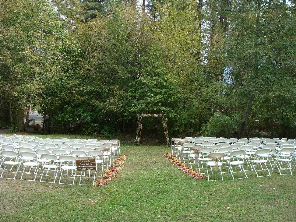 Weddings At Elk Ridge Campground Group Rates