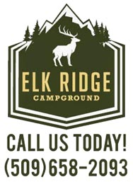 Elk Ridge Campground Naches River Weddings